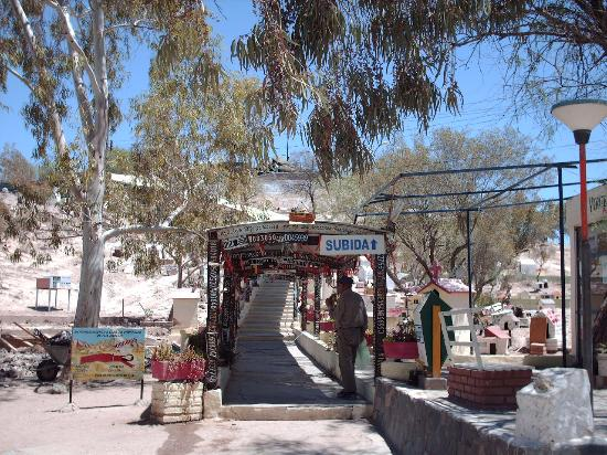 Caucete, الأرجنتين: San Juan, Vallecito, Santuario de la Difunta Correa.