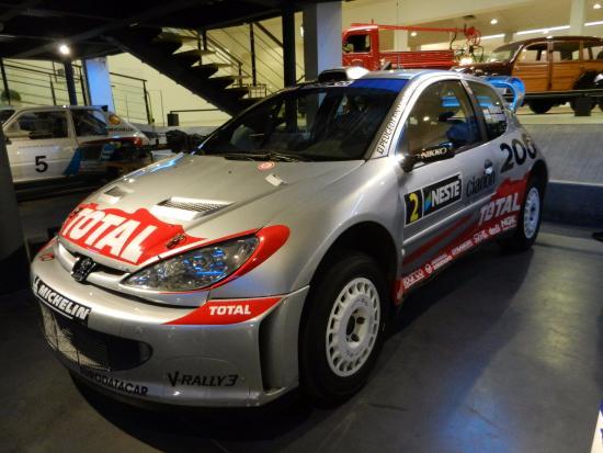 Franco Condado, Francia: Rallye