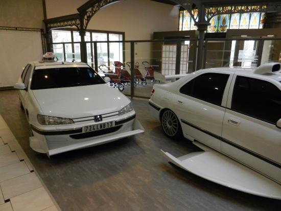 Franco Condado, Francia: Taxis