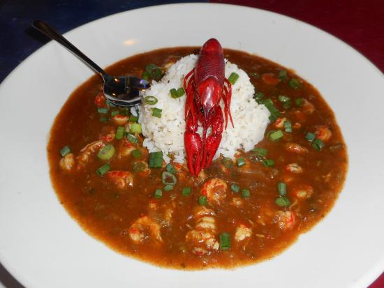 Jersey Village, TX: Willie's Crawfish Étouffée