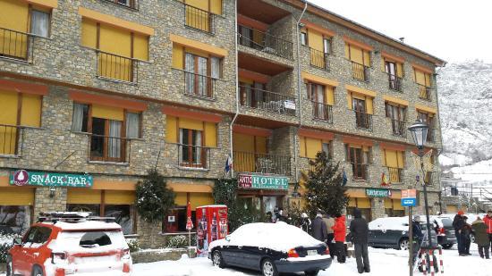La Cortinada, Andorra: Hotel Antic