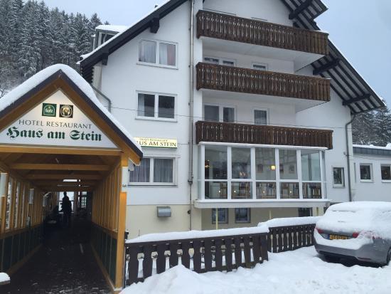 clubhotel haus am stein winterberg duitsland foto 39 s. Black Bedroom Furniture Sets. Home Design Ideas