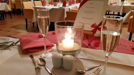 TerraVentura Hotel Resort Spa: Abend Essen