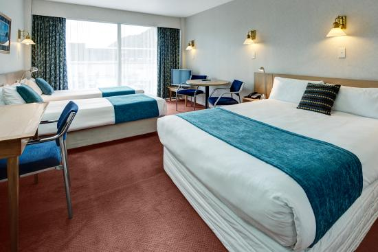 Picton Yacht Club Hotel : Standard Guest Room