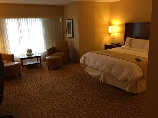 Toronto Marriott Bloor Yorkville Hotel: Room