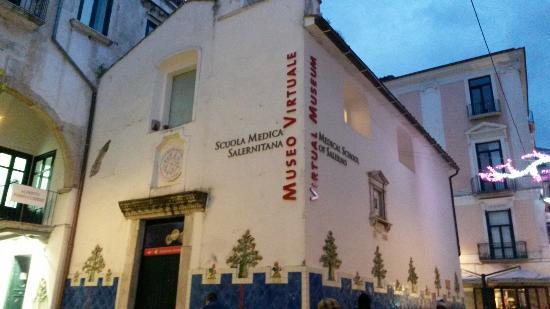 Scuola Medica Salernitana Museo Virtuale