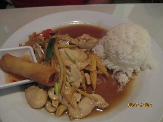 Thai Smile: Luncheon Special