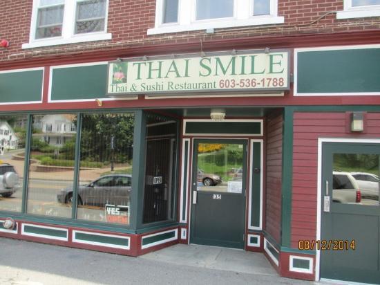 Thai Smile Restaurant Picture Of Thai Smile Plymouth