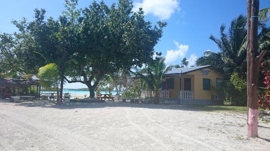 Tuamotu Takımadaları, Fransız Polinezyası: Centre de la pension