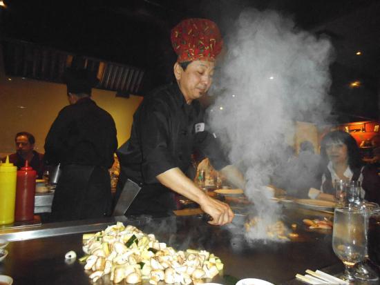 Shogun : on vient de saisir les crevettes