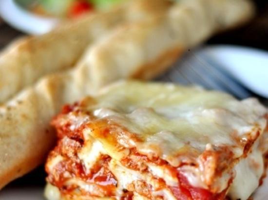 Bethlehem, NH: Mediterranean Lasagna