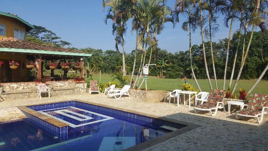 Fredonia, Колумбия: Hotel Los Robles