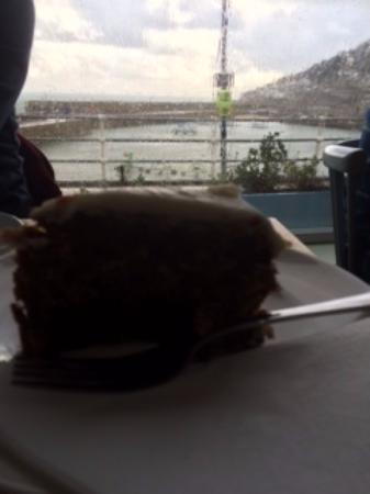 Mousehole, UK : Carrot Cake