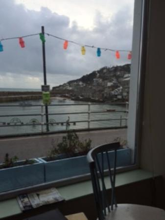 Mousehole, UK : View