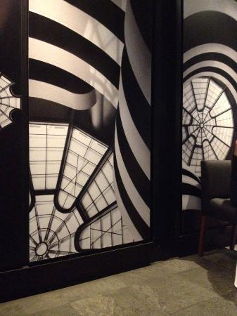 BTH Hotel: decoracion
