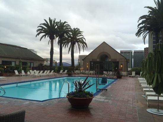 Swimming Pool Bild Fr N Fairmont San Jose San Jose Tripadvisor