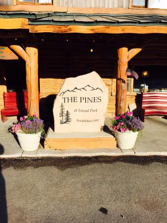 Island Park, ID: Front Office