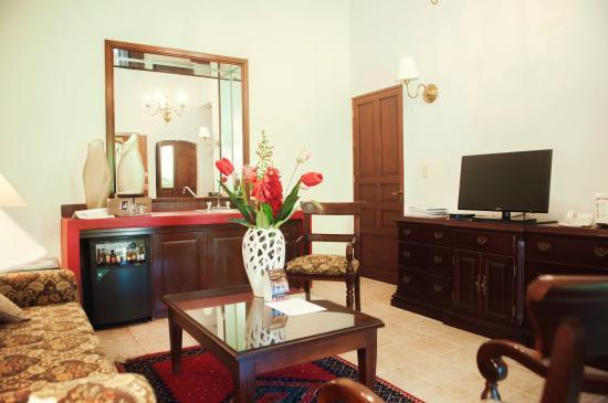 Hotel Hacienda Los Laureles Spa : Habitacion Master Suite