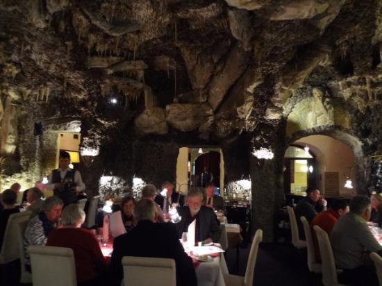 Triton Restaurant Main Dining Room