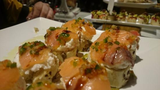 Sikera Bar Restaurante : pasavinos