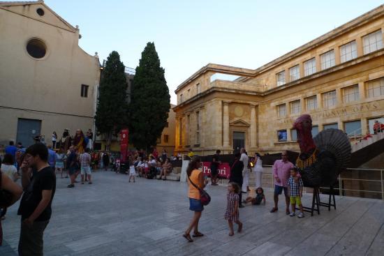 museo arqueologico tarragona: