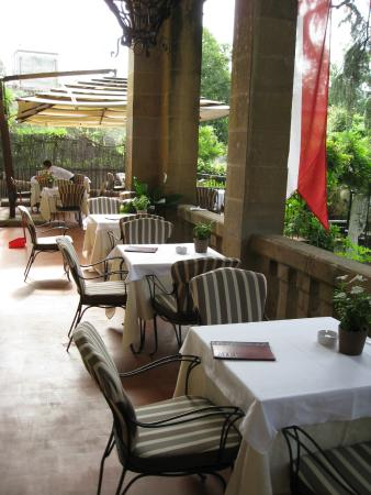 Park Palace Hotel: restaurant