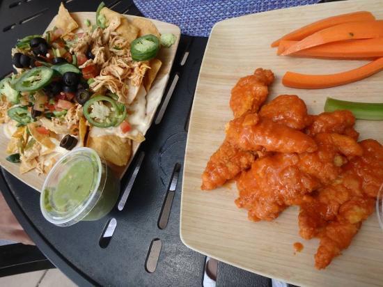 JW Marriott Tucson Starr Pass Resort & Spa: Food at the grill