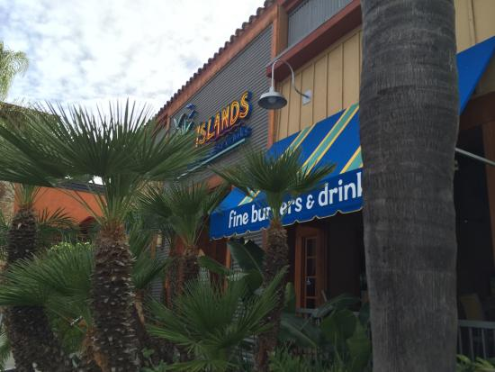 Photo of American Restaurant Islands at 250 S State College Blvd, Brea, CA 92821, United States