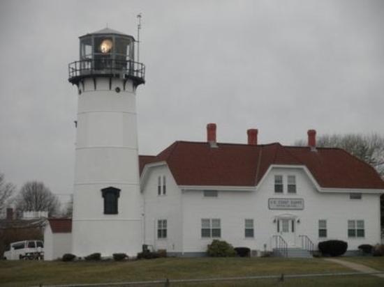 Chatham Lighthouse Beach : 灯台