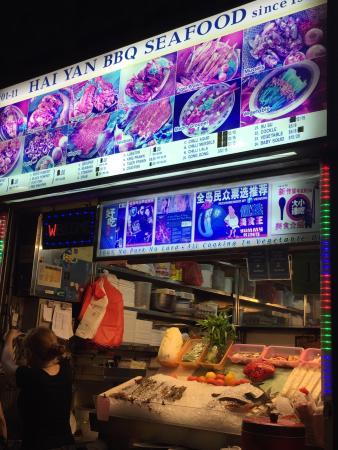 Newton BBQ Seafood
