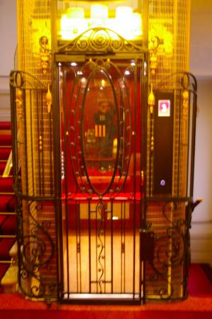 Hotel Carlton Lyon - MGallery Collection : Vintage elevator with modern upgrades
