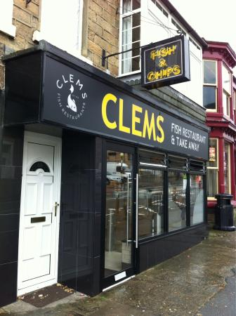 ‪Clems Fish Restaurant & TakeAway‬