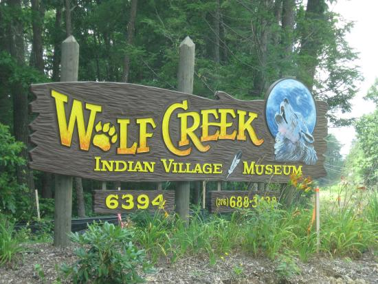 Wolf Creek Indian Village & Museum