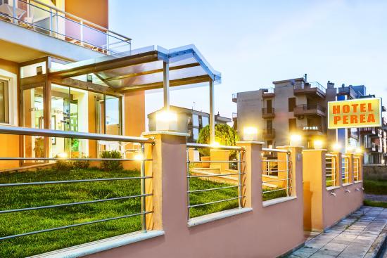 Peraia, Hellas: Hotel Exterior