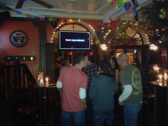 Peaches: Karaoke Night