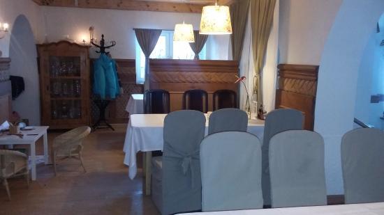 Myslakowice, Pologne : restauracja