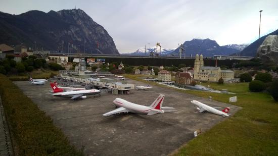 Melide, Suisse : Swissminiatur