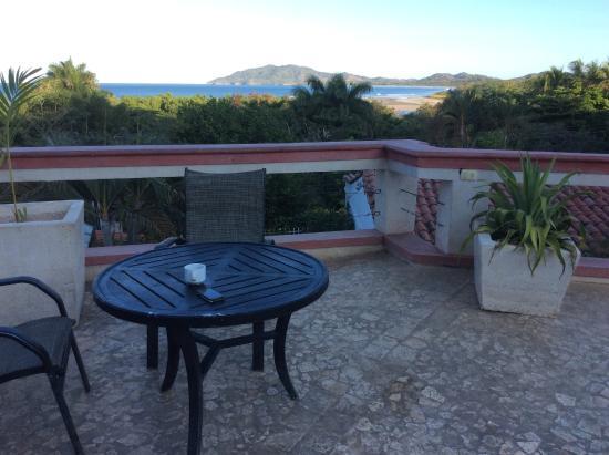 BEST WESTERN Tamarindo Vista Villas: Ocean view from Monkee Bar