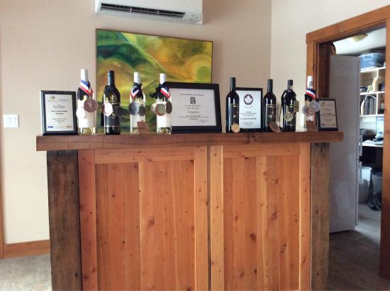 Naramata, Kanada: Deep Roots Winery
