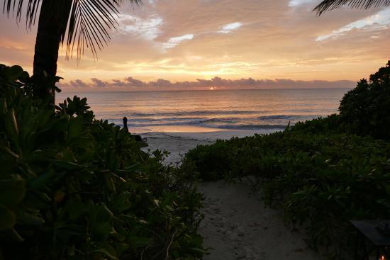 Rosewood Mayakoba: Sunrise