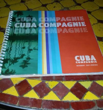 Poulet mijoté   banane plantin   Picture of Cuba Compagnie cafe