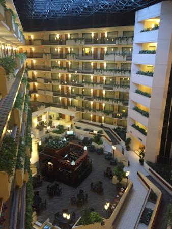 interior atrium of embassy suites picture of embassy suites by rh tripadvisor com