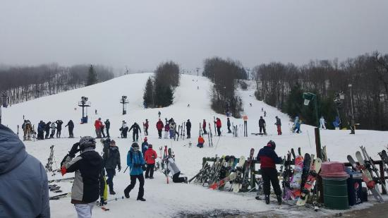 Flat Top, WV: Winterplace Ski Resort