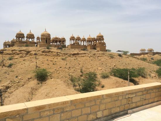 Desert Moon Guesthouse: views