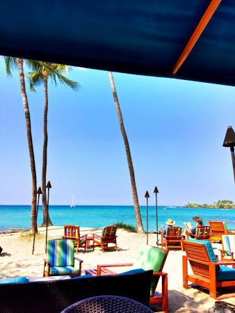 Enjoyable View Of Lava Lava Beach Club Restaurant From The Beach Interior Design Ideas Gresisoteloinfo