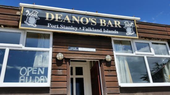 Deano's Bar : Fachada do Bar