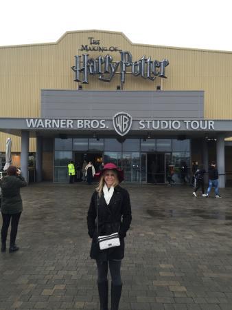 Le chateau de Poudlard - Picture of Warner Bros. Studio Tour London - The Making of Harry Potter ...