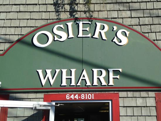 South Bristol, ME: Osier's Wharf