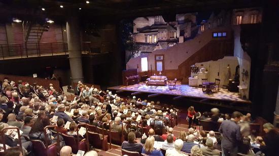 McCarter Theatre Center: 20160116_200026_large.jpg