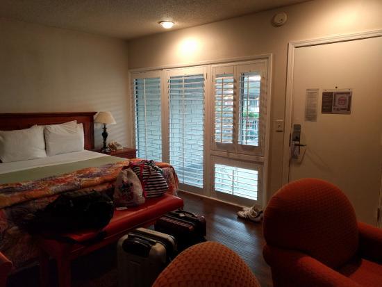 Alamo Inn & Suites: Room View